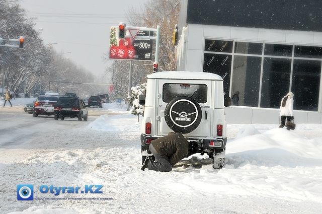 Снег, который шел в области более суток, скоро закончится, обещают синоптики.