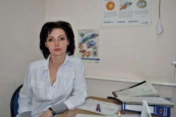 Гончарик Н.А., и.о. заведующей детским микрохирургическим отделением областной офтальмологической больницы