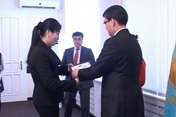 Журналисты ЮКО получили награды за победу в творческом конкурсе