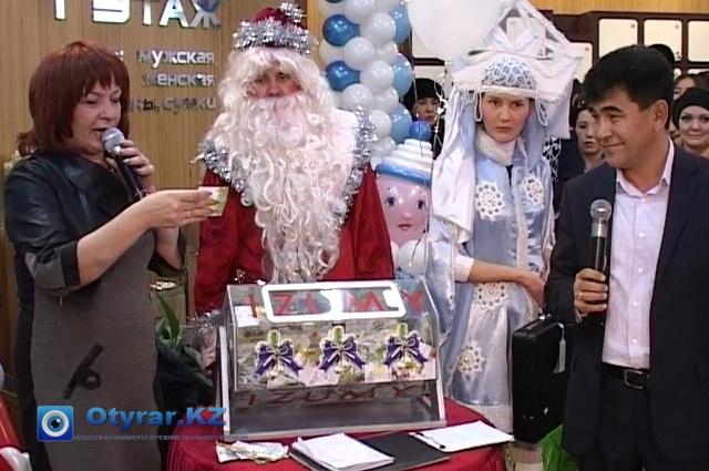 """В Новый год с подарками от """"Изуми"""""""