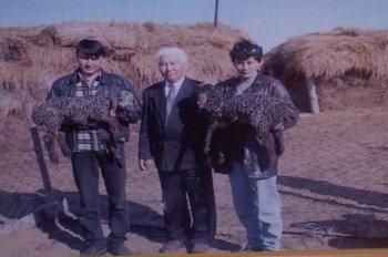 Несмотря уже на преклонный возраст Хисемидулла  Укбаев полон сил и новых идей