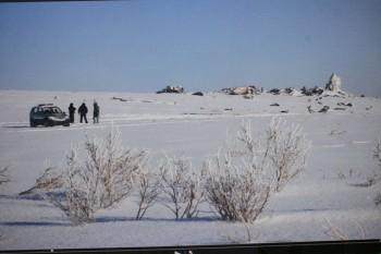 К месту падения самолета журналистов близко не подпускают