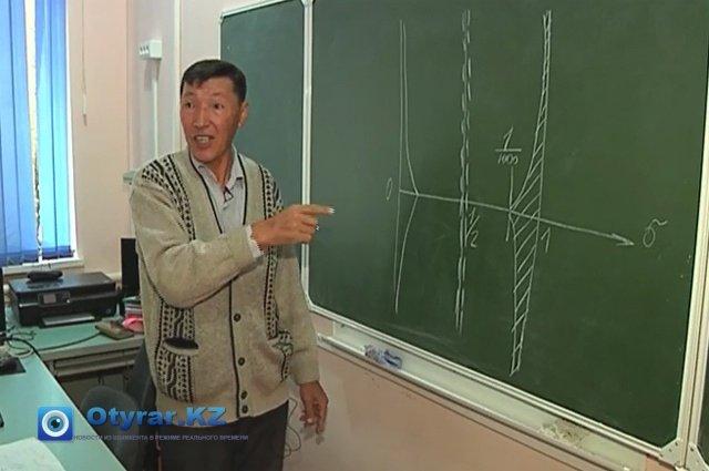 Из казахстана решил задачу решение задач учебник никольский потапов решетников шевкин