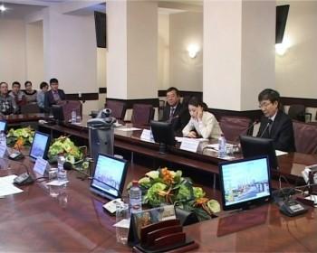 Гости из Южной Кореи признались, что перспективы, имеющиеся у Южного Казахстана  произвели на них большое впечатление.