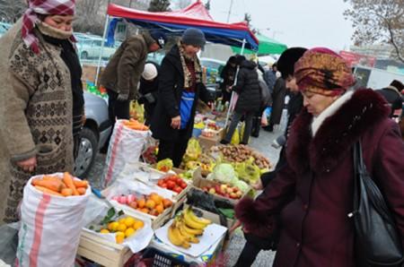 В уходящем 2012 году общий валовый доход в агрокомплексе Южно-Казахстанской области составил 250 миллиардов тенге, доля тепличной продукции – 30 миллиардов тенге.