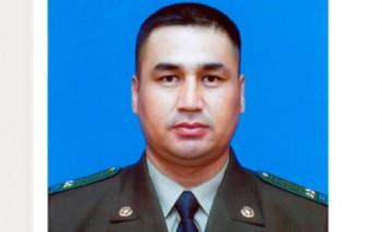 Подполковник Саулебай Досыбеков погиб в авиакатастрофе 25 декабря