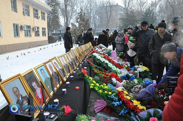 Фотографии погибших пограничников