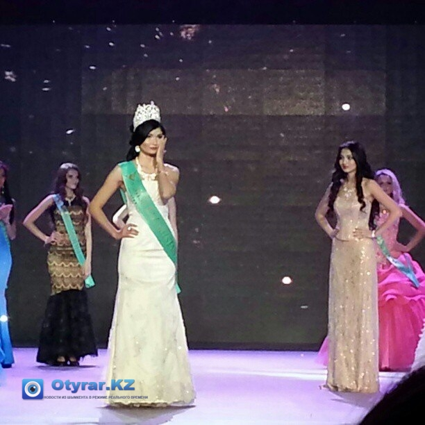 Мисс Казахстан многим пришлась не по вкусу