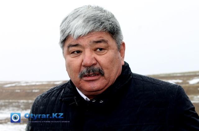 Рамазан Саттыбаев, организатор соревнований