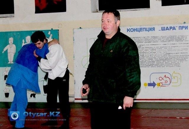 Ян Клобуцкий, тренер по дзюдо