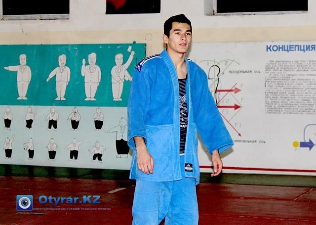 Буняд Негматов, обладатель бронзовой медали международного турнира