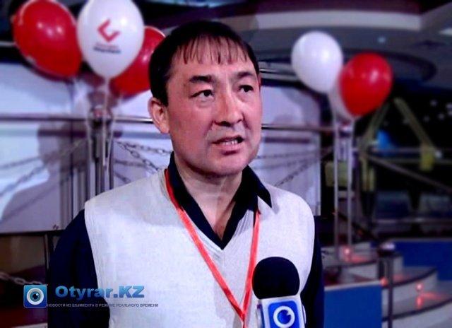 Алтай Мамытов организатор турнира