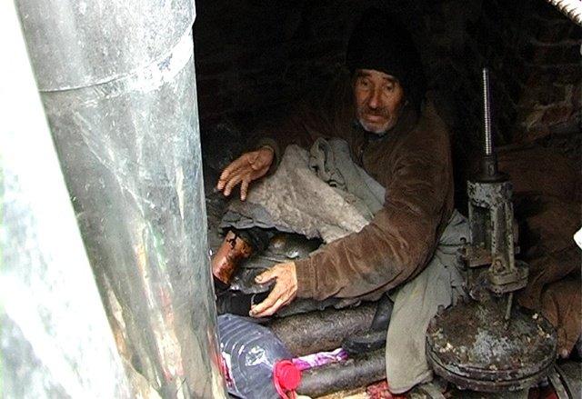 В Шымкенте замерзают бомжи