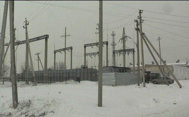 В 2012 году 1400 семей в микрорайоне Сауле получили качественное электричество