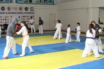 Сборная Казахстана по каратэ-до вернулась с чемпионата Азии