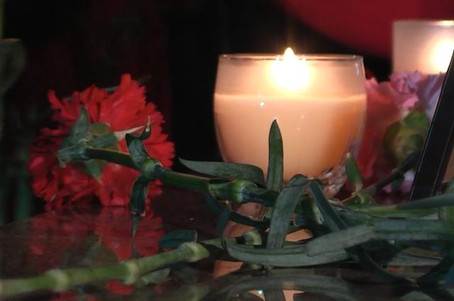 В эту ночь шымкентцы зажгли сотни свечей