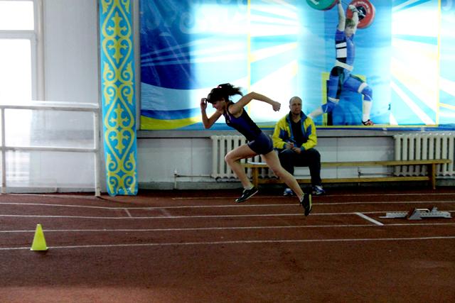Фото к материалу Итоги отборочного чемпионата ЮКО по легкой атлетике