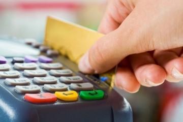 Теперь за покупки можно расплачиваться посредством платежных карточек