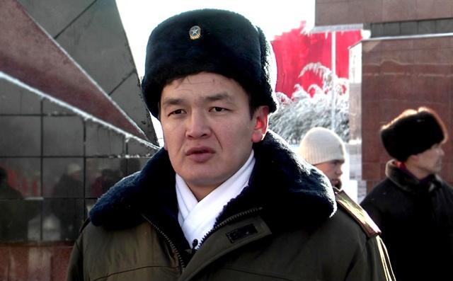 Майор, Гани Джумабаев