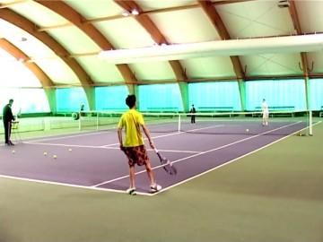 Большой теннис в Шымкенте