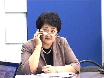 Гульнар Аширбаева