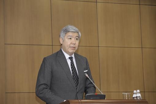 Как отметил министр экологии Нурлан Каппаров, можно успешно развивать экономику  без увеличения нагрузки на природные ресурсы.