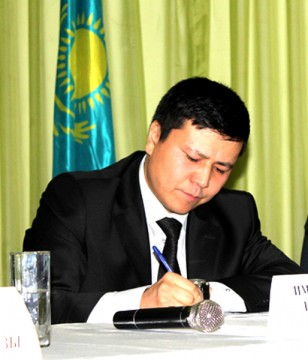 Нурбахыт Иманкулов
