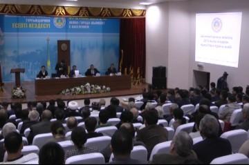 В числе больших достижений 2012 года  генеральный план Шымкента