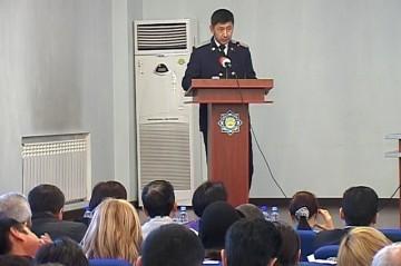 Комитет правовой статистики прокуратуры стал инициатором встречи