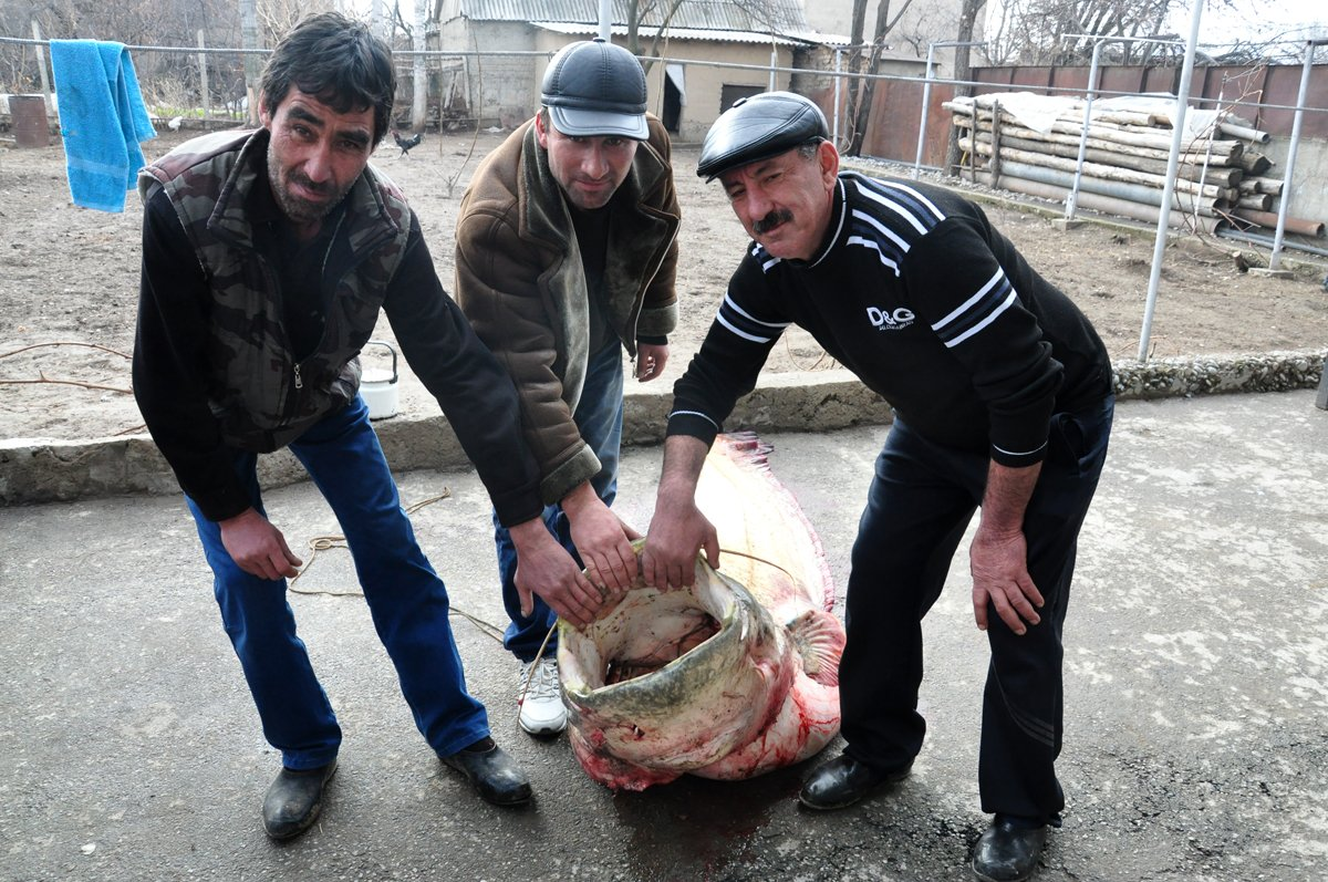 рыбалка видео таджикистан