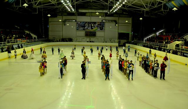 7 февраля - торжественное открытие соревнований