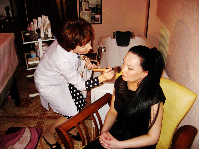 Заключающим аккордом после расслабляющих процедур может стать макияж