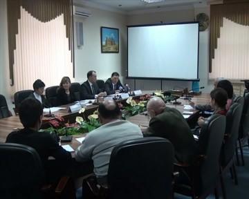 Встреча в налоговом комитете была посвящена решению вопросов, которые возникают у предпринимателей