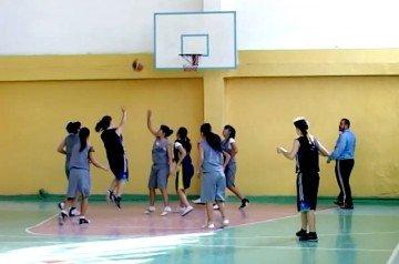 Матч за третье место между командами 86 школы и 41