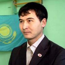 Алмас Исатаев, старший тренер ЮКО по каратэ кекушинкай.