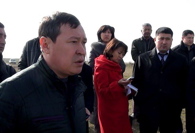 Заместитель акима ЮКО Сакен Каныбеков