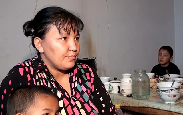 Ханымкуль Бисебаева спасла девочку