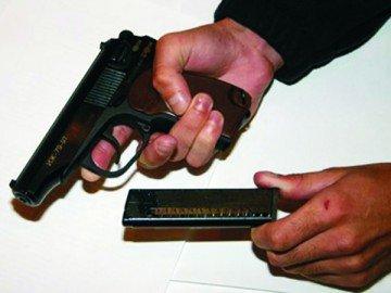 С 2008 по 2012 год с зарегистрированным травматическим оружием совершили преступления 47 человек