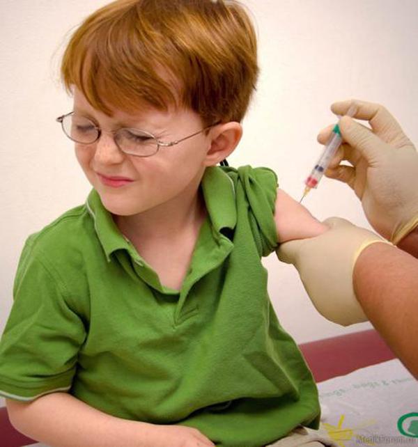 Как сделать прививки перед школой