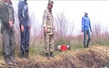 Скриншот с оперативного видео