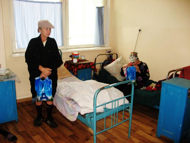 В центре временной адаптации и реабилитации более 60 людей без определенного места жительства