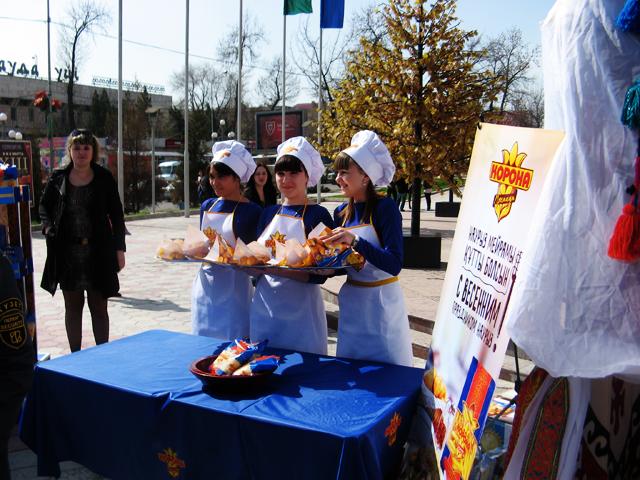 Какой же Наурыз без традиционных национальных блюд?