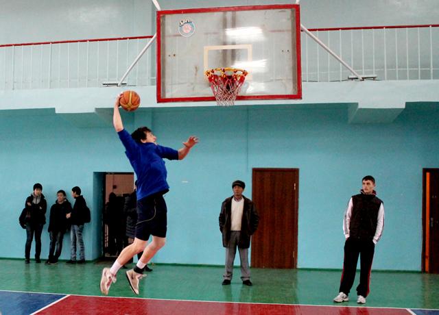 Чемпионат РК по баскетболу