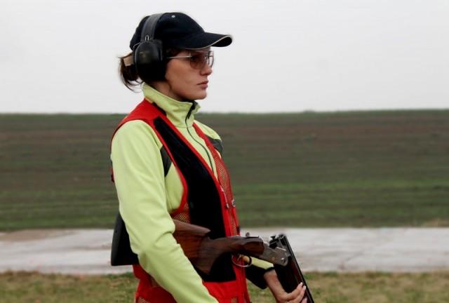 Оксана Ставицкая, мастер спорта международного класса.