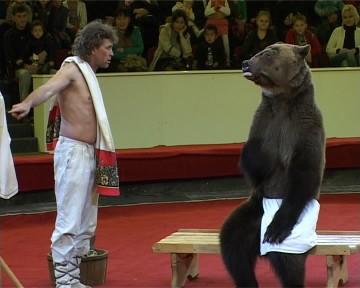 Знаменитый цирк Юрия Никулина