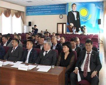 Состоялось заседание 18-й сессии Шымкентского городского маслихата