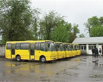 Новые автобусы появятся на трассах Шымкента