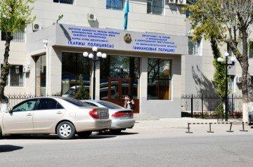 Финансовая полиция ЮКО
