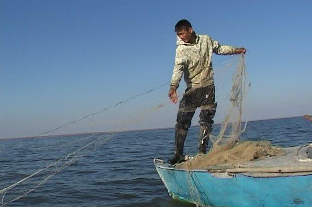 С 15 апреля в ЮКО запрещен лов рыбы