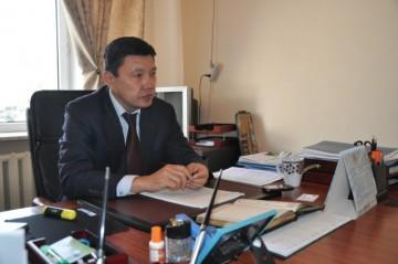 Берик Бекжанов